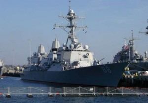 3 US ships in Vietnam to train with former foe