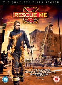 'Rescue Me' Items Head to Smithsonian, Callie Thorne Talks Final Season