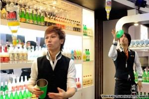 Why Japanese bartenders are the world's best