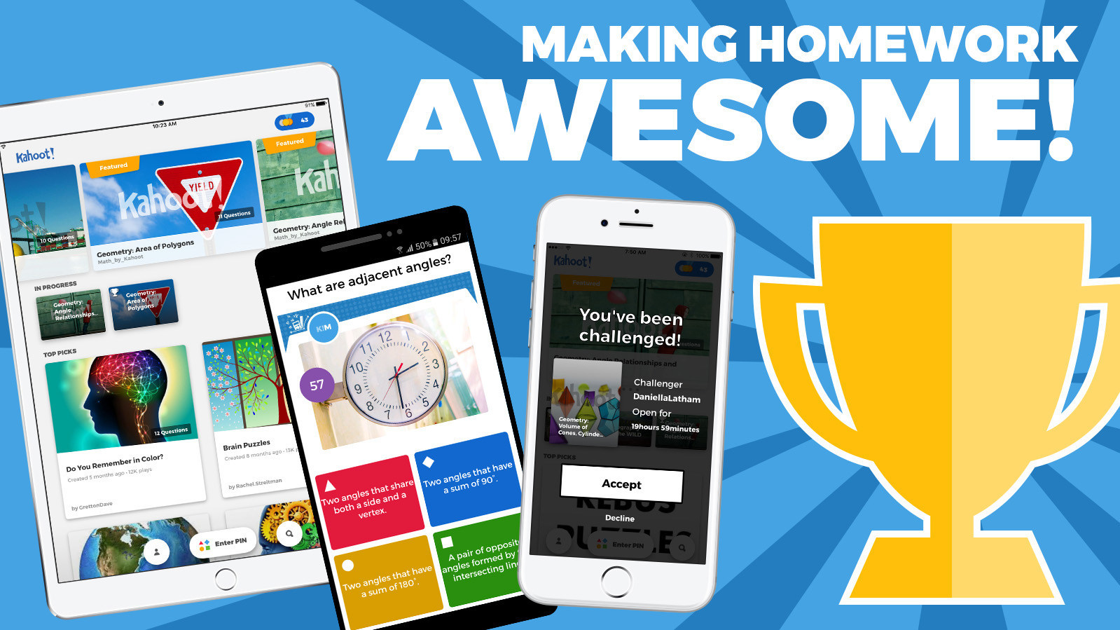 Kahoot Launches New Mobile App Theedwire